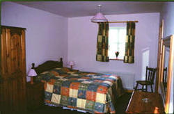 Bedroom - B and B accommodation, Downings, County Donegal, Ireland