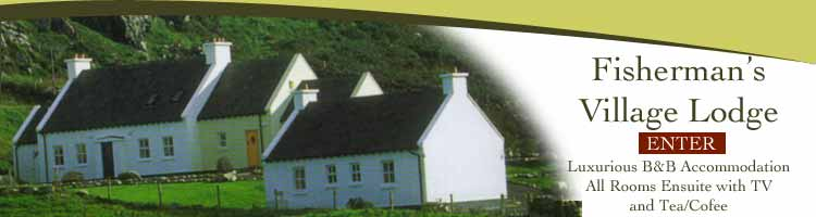 Image - Rosguill, Bed & Breakfast accommodation