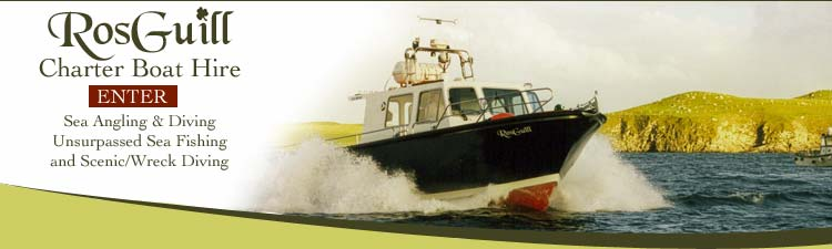 Image - Rosguill Charter Boat Hire - Downings, Donegal