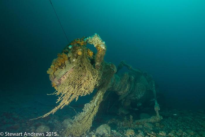 Stern Torpedo Tube UB124
