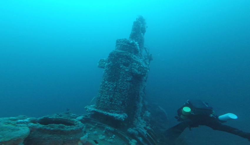 Conning Tower on U89